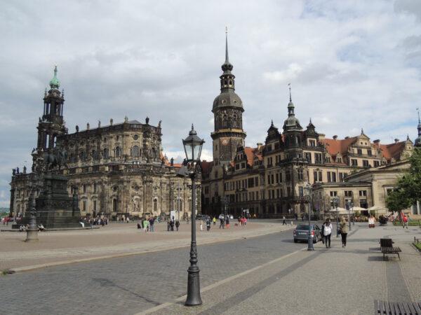 Чехия— памятники UNESCO (+ немного Германии иАвстрии). Часть 2: Чешско-Саксонская Швейцария, Бастай, Дрезден