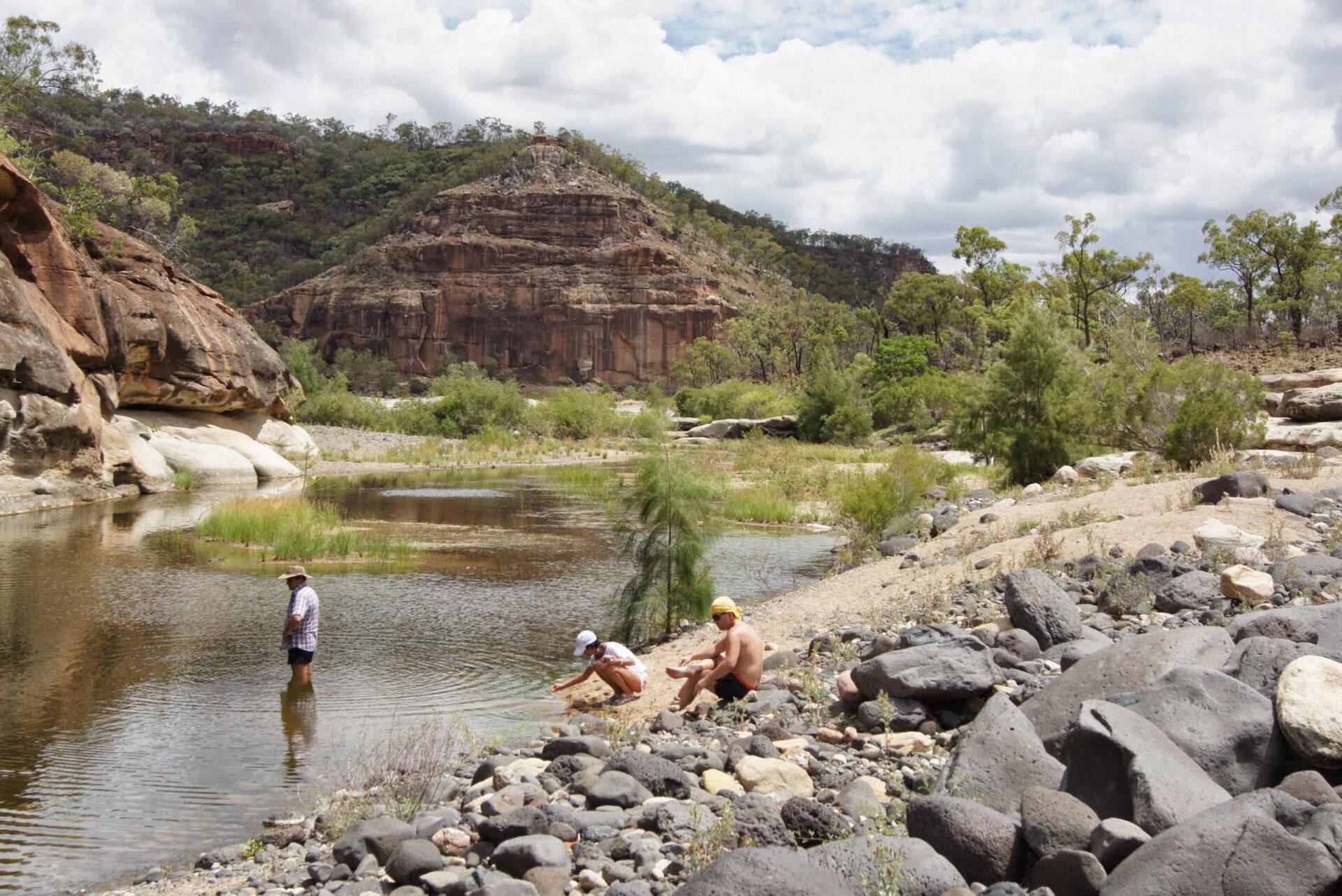 Большое австралийское путешествие