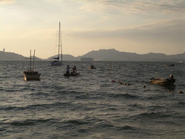 Акапулько, зима 2009г.