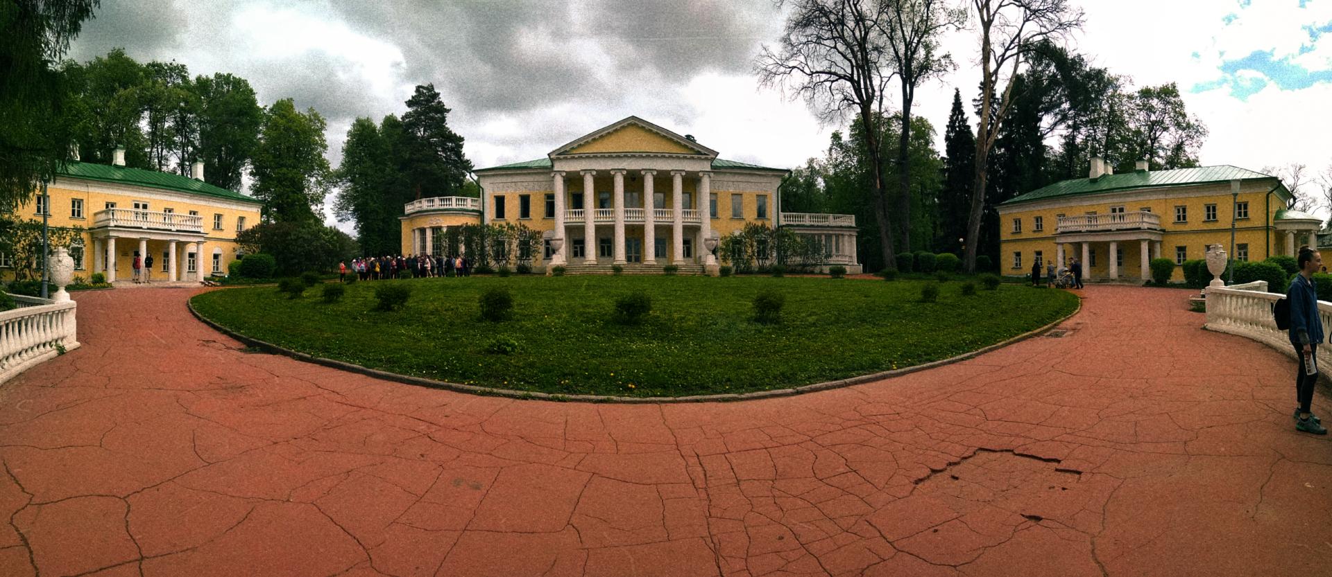 Горки— Ленинские: музей становления Советской власти