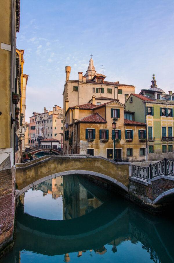 Венеция. Начало Карнавала 2016