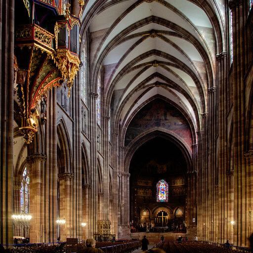3 дня в Эльзасе 2019. Страсбург
