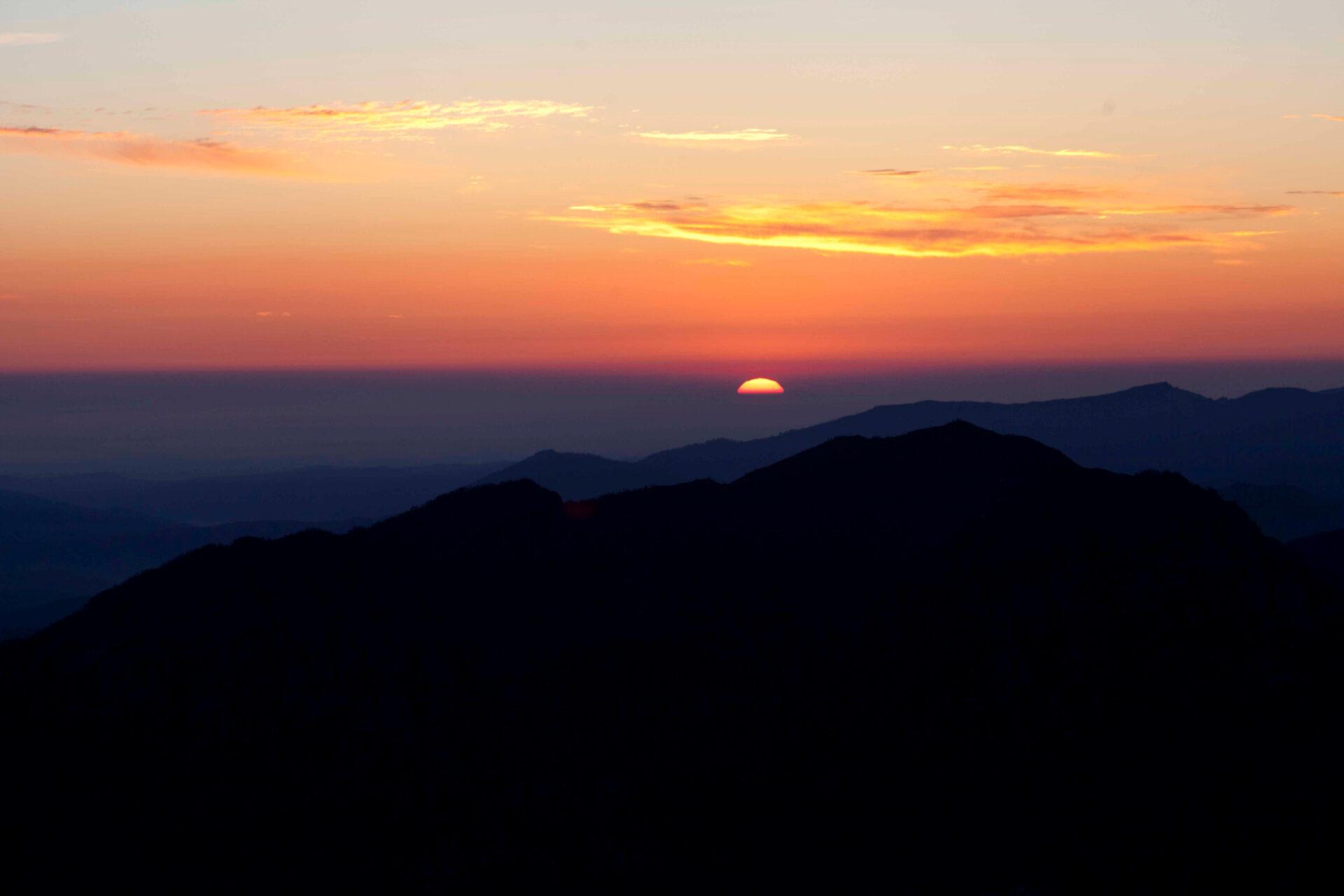 Восхождение наСтоловую гору состороны Ингушетии. Часть 2.