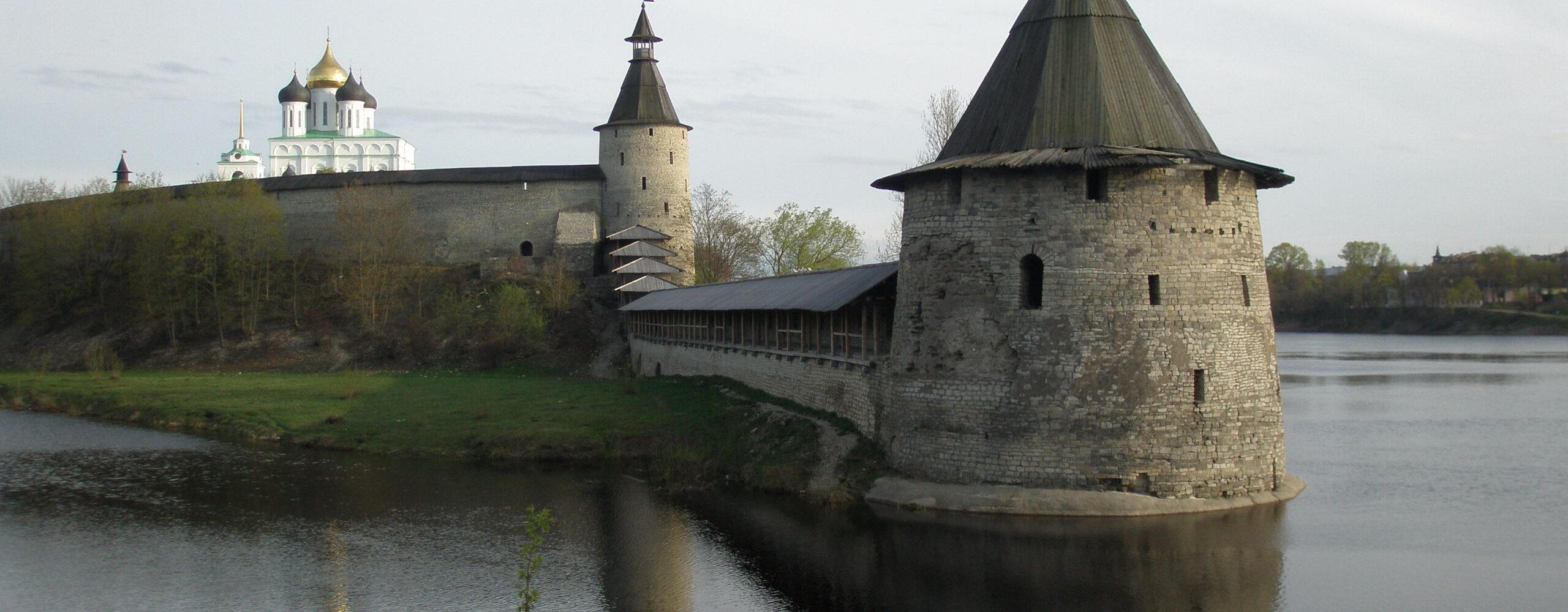 Крепости Севера России. Псков