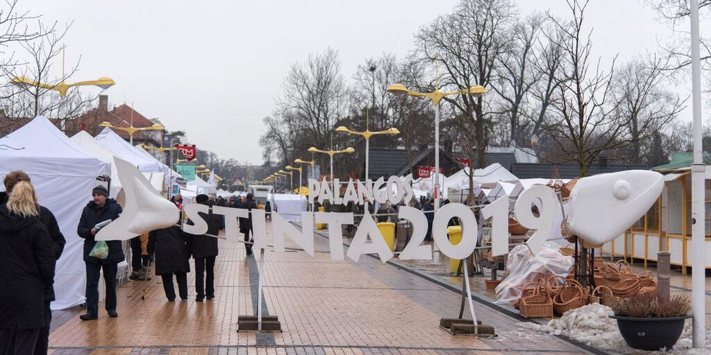 Фестиваль корюшки в Паланге — Stinta 2019.