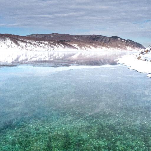 Чистый лед. Байкал 2018 (Часть 5) Порт Байкал