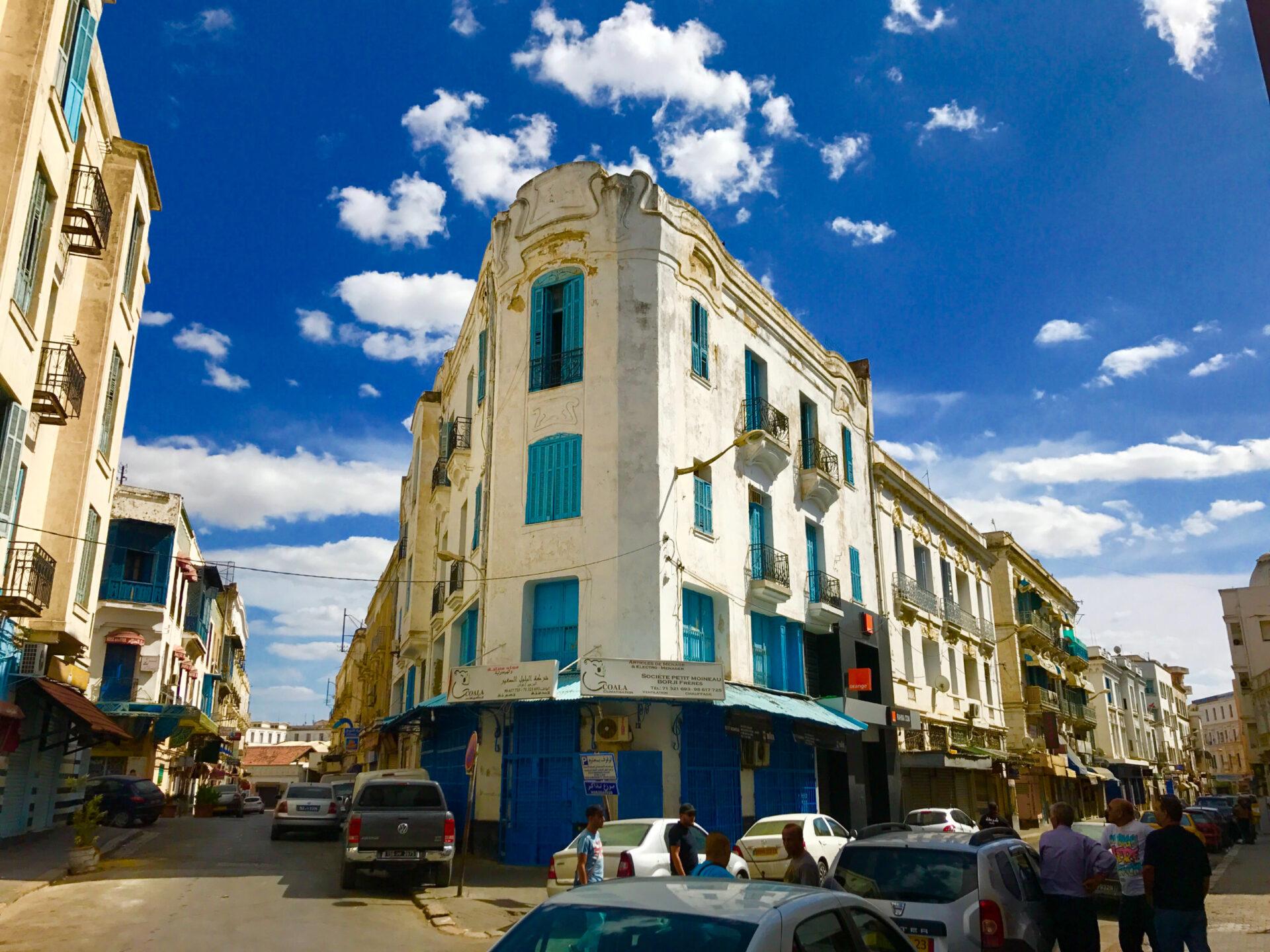 Столица Туниса