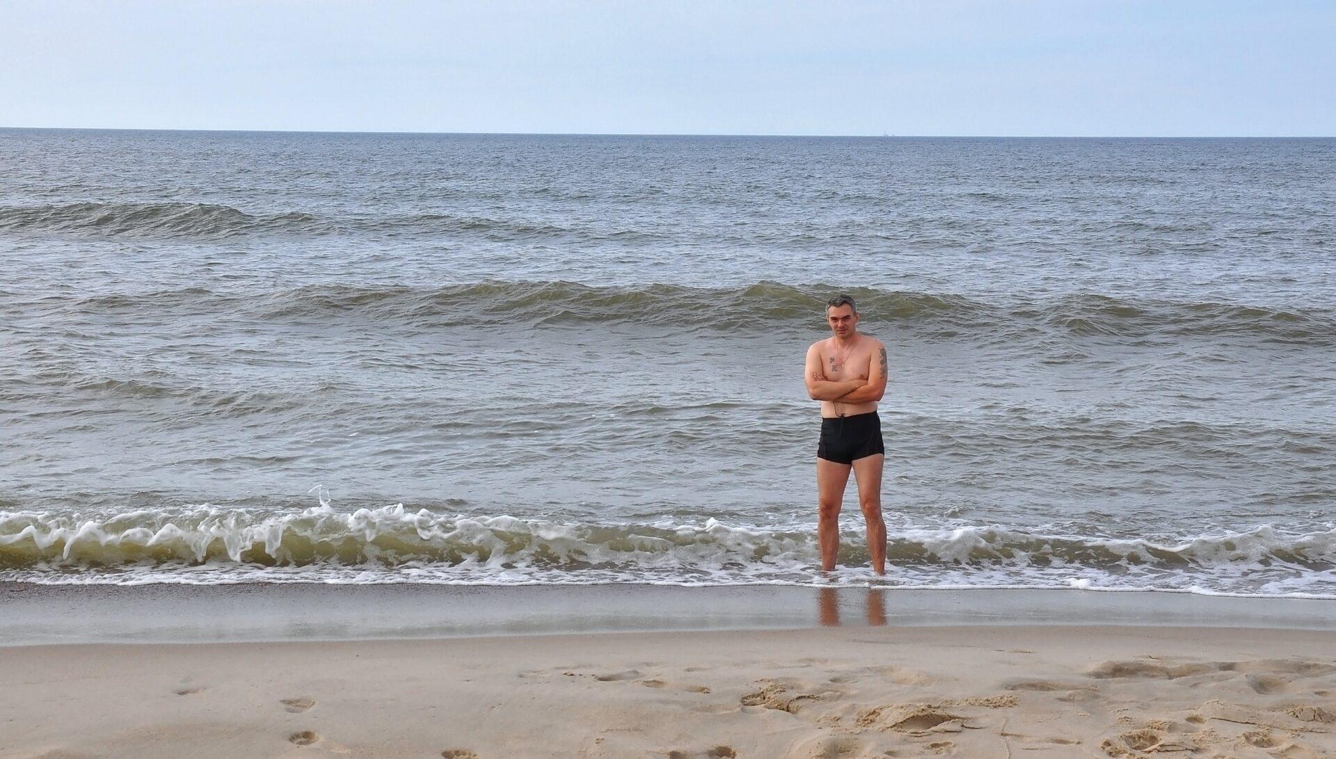 Куршская коса часть 3: Балтийское море