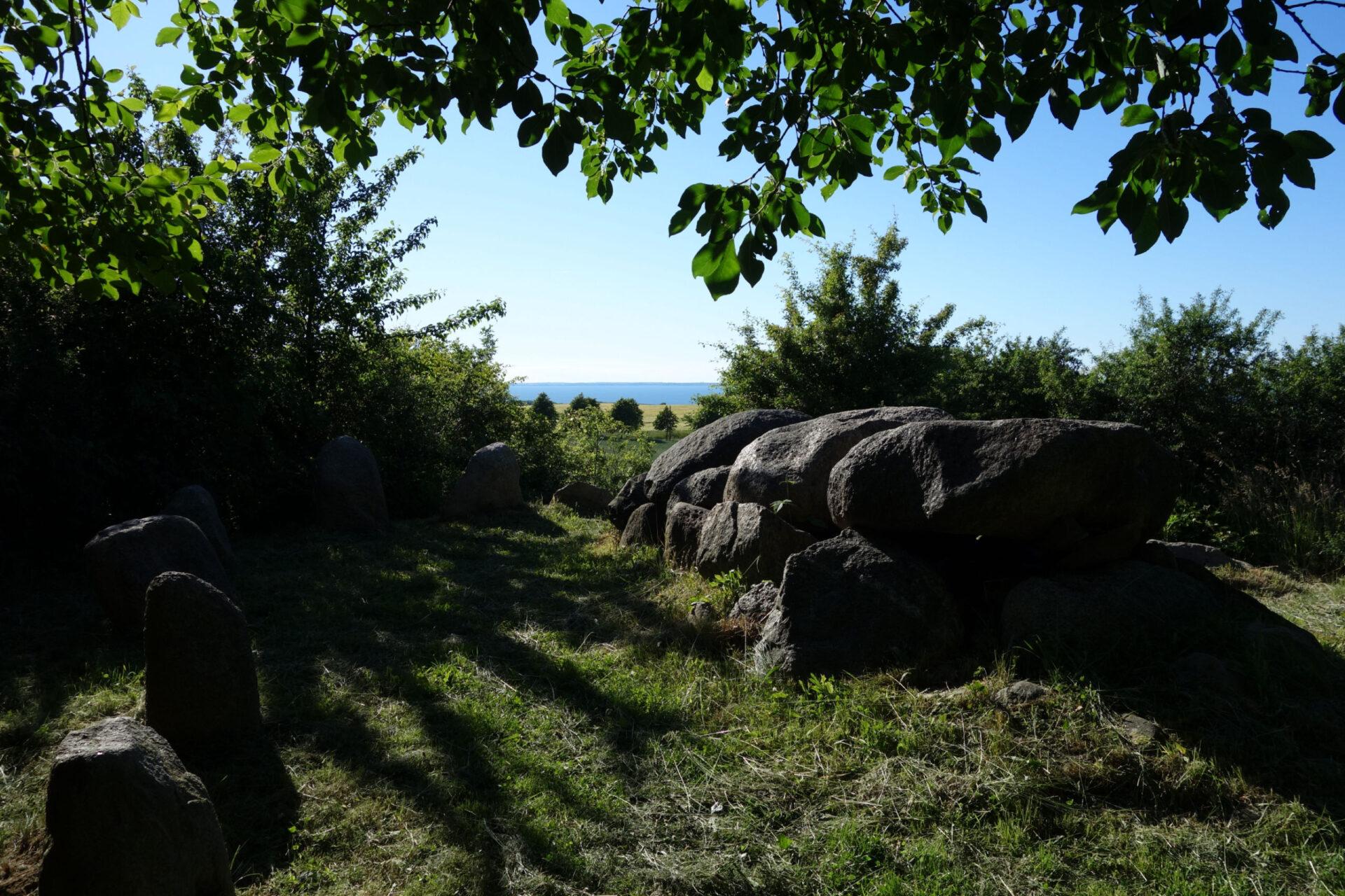 Германия, остров Рюген. Часть 2. Национальный парк Ясмунд