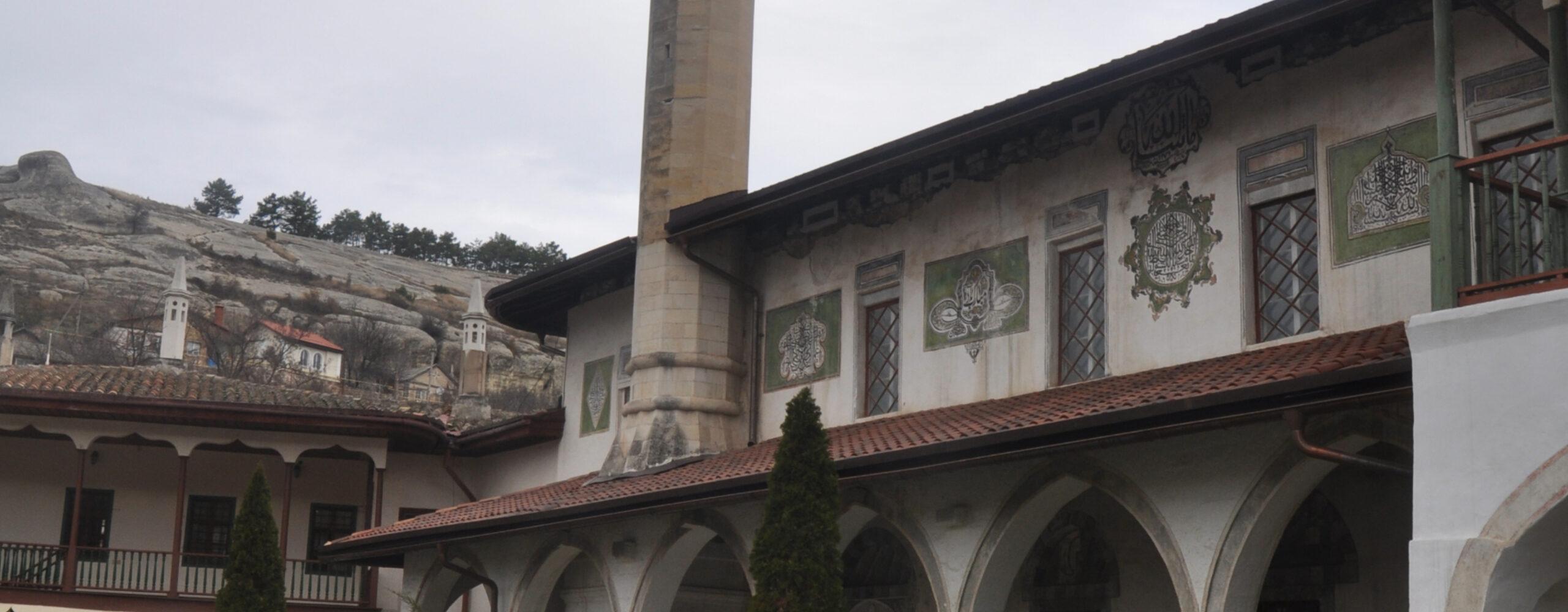 Крымские каникулы. Часть 11. Бахчисарайский фонтан.