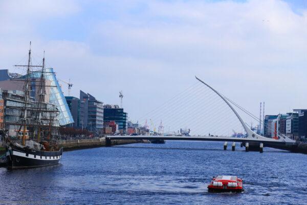 День Святого Патрика. Восточный берег Ирландии. Дублин иХоут.