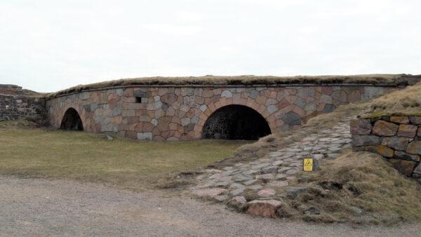 Крепость Суоменлинна (Свеаборг).