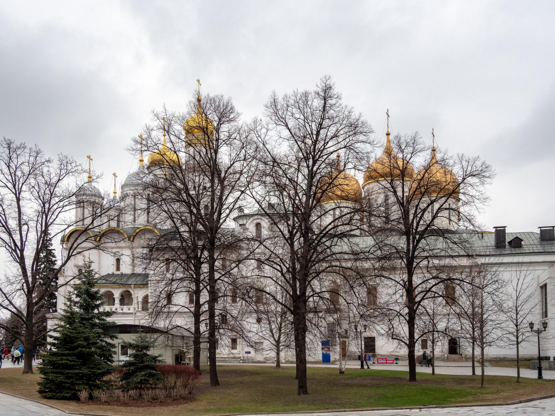 Москва. Кремль иокрестности.