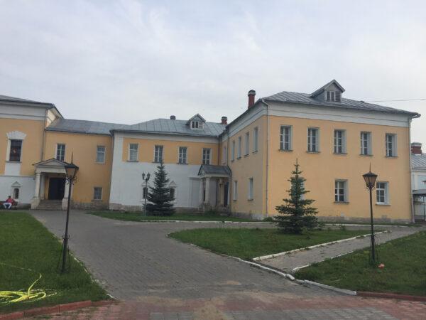 Мужской монастырь вКоломне…