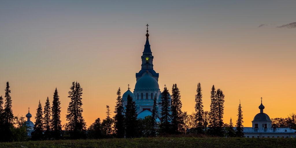 Карелия. Остров Валаам. Сентябрь 2019. Часть 1