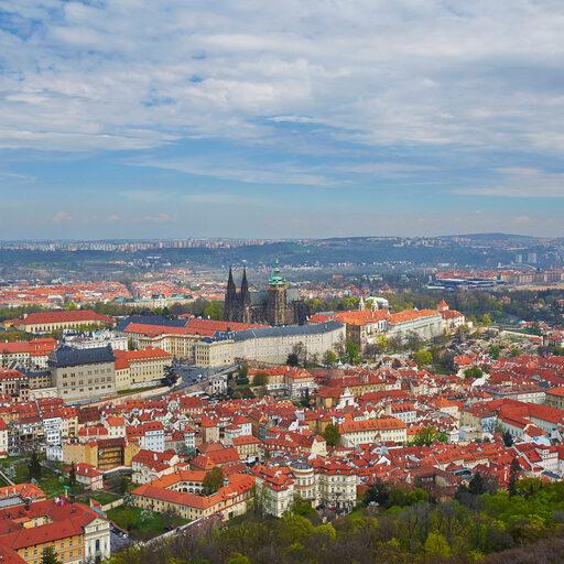 Побродить по весенней Праге…