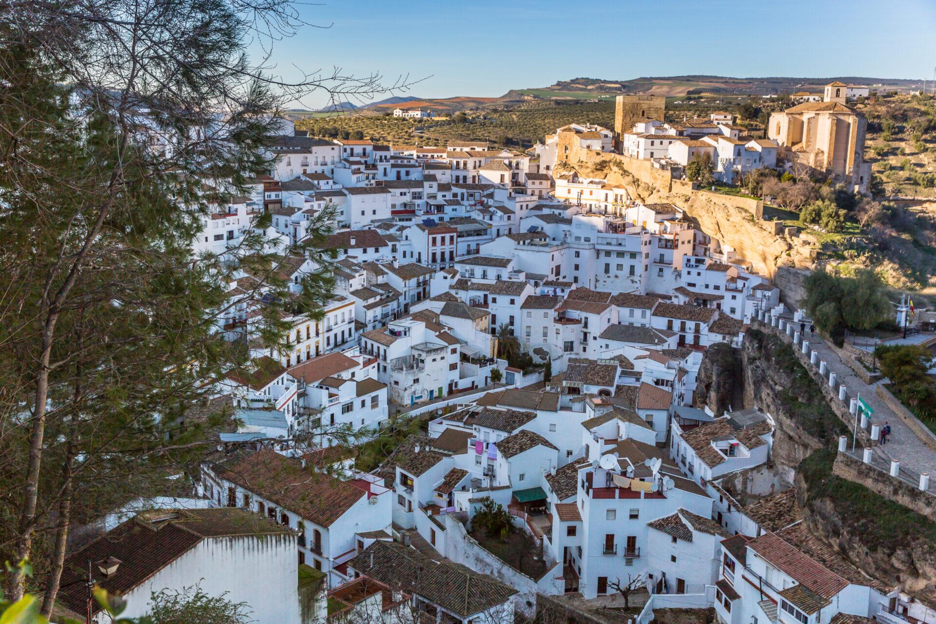 Андалусия зимняя, новсе равно красивая