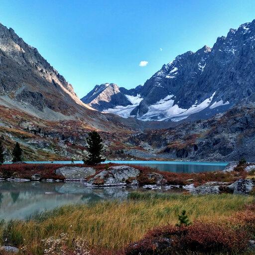 Мультинские озера, горный Алтай, прекрасное рядом)