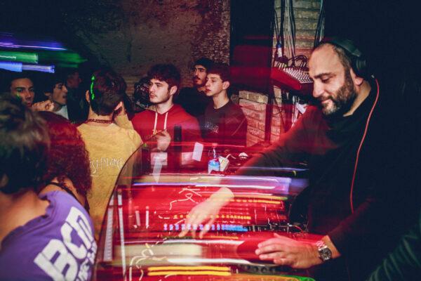 Италия, Рим (клуб Алиби, DJTino Venditti, DJJMZ идр)— часть 2