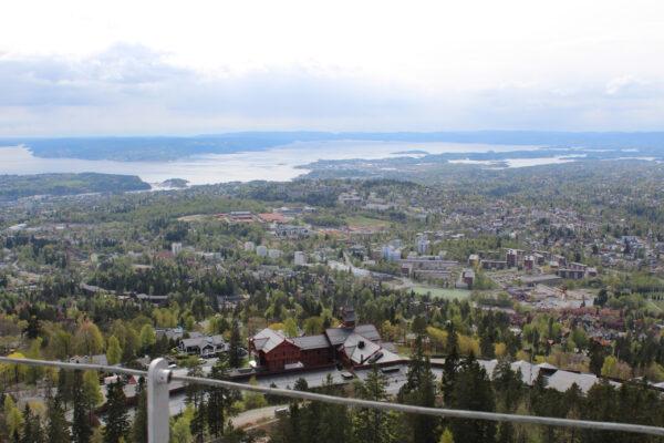 Осло— Хольменколлен— Oslo— Holmenkollen
