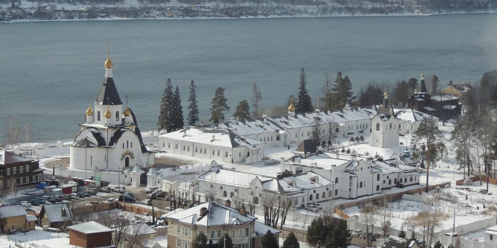 Свято-Успенский монастырь в п. Удачный (Красноярск)
