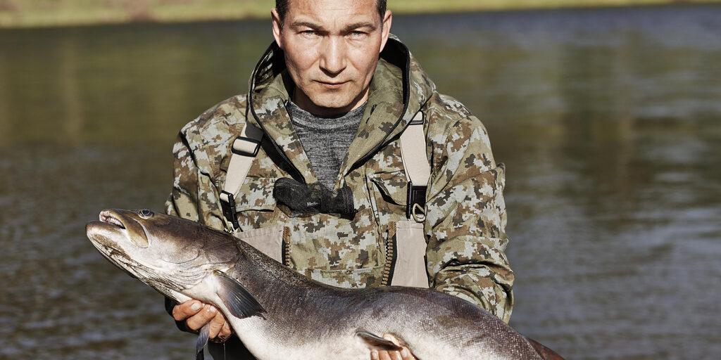 Красоты Якутии. Рыбалка на Вилюе. Часть 4.