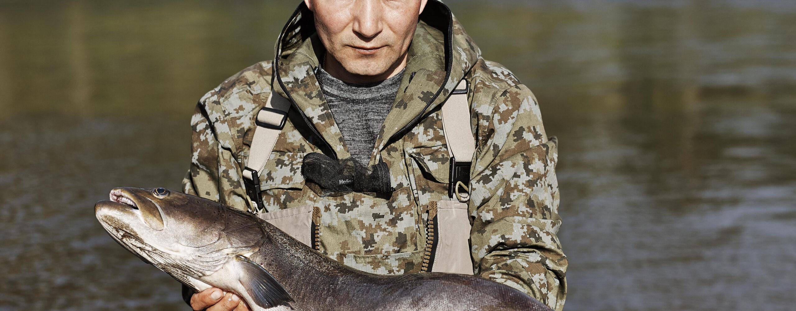 Красоты Якутии. Рыбалка наВилюе. Часть 4.