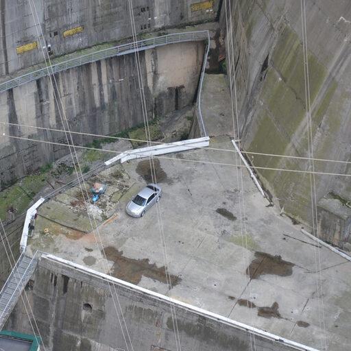 Чиркейская ГЭС в Дагестане