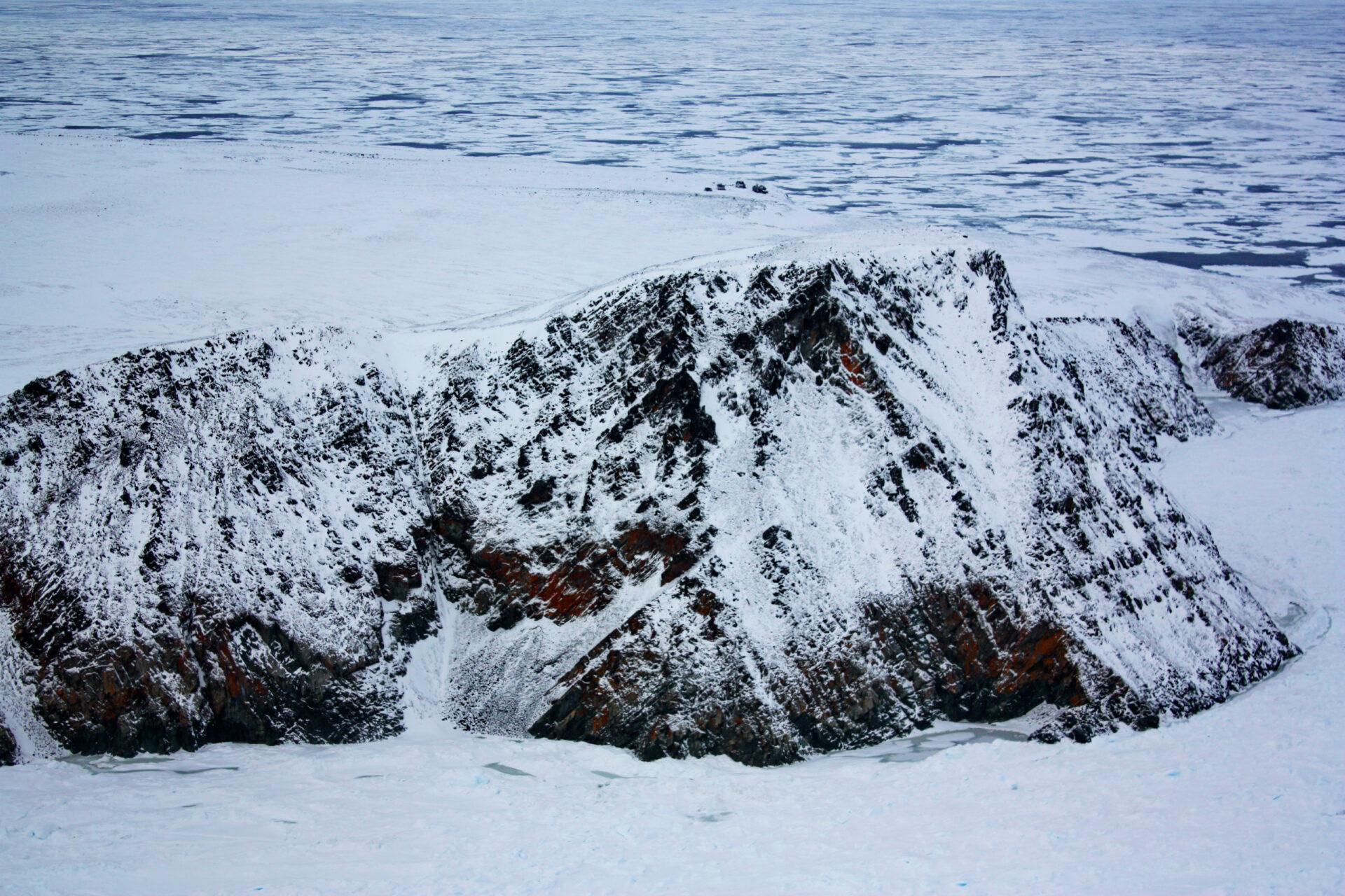 Белые пятна Арктики