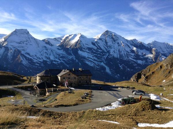 Гроссглокнер— знаменитая дорога австрийских Альп.