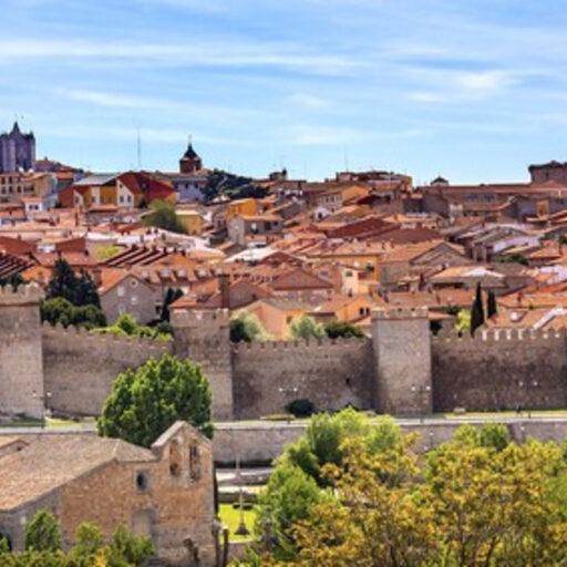 Экскурсия из Мадрида в город Авила Avila.
