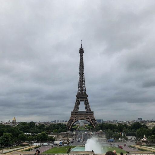 Увидеть Ле-Ман и умереть… Часть 1: Париж