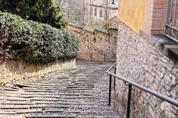Вокруг Citta Alta или пешком поБергамо…