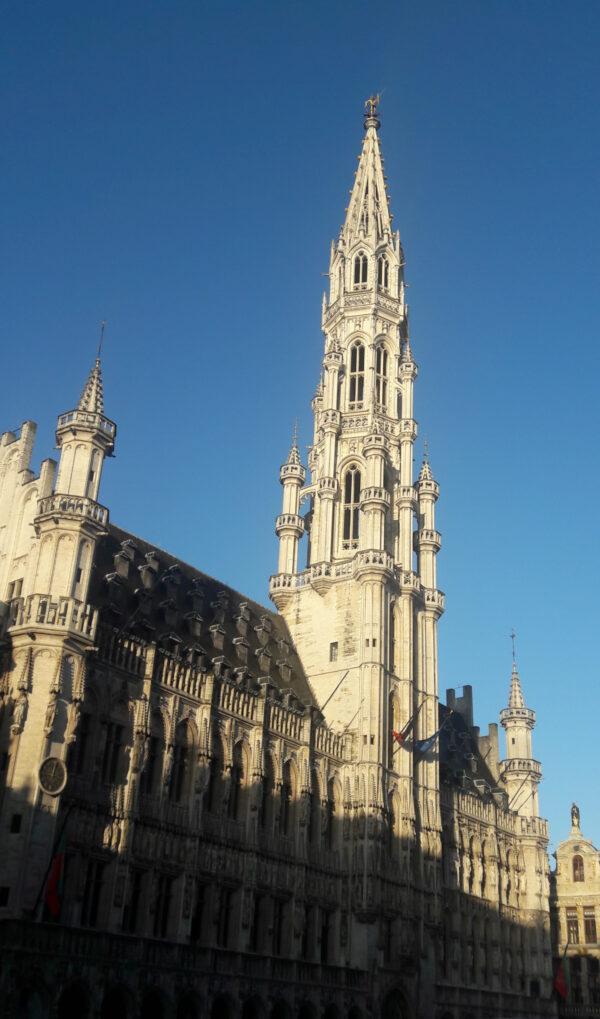 Брюссель. Часть 1.