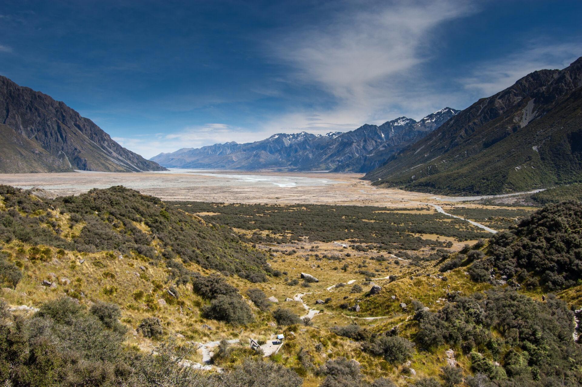 Новая Зеландия. 4000 километров повстречке.