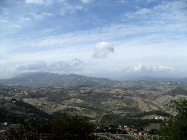 Сан-Марино. Государство навершине горы