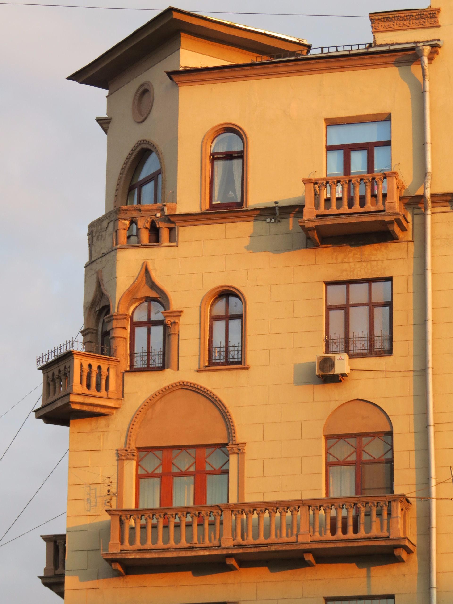 Между Петровкой и м. Цветной бульвар
