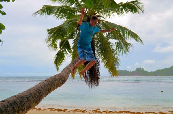 Сейшелы— рай для двоих