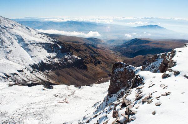 Армения. Озеро Кари игора Арагац