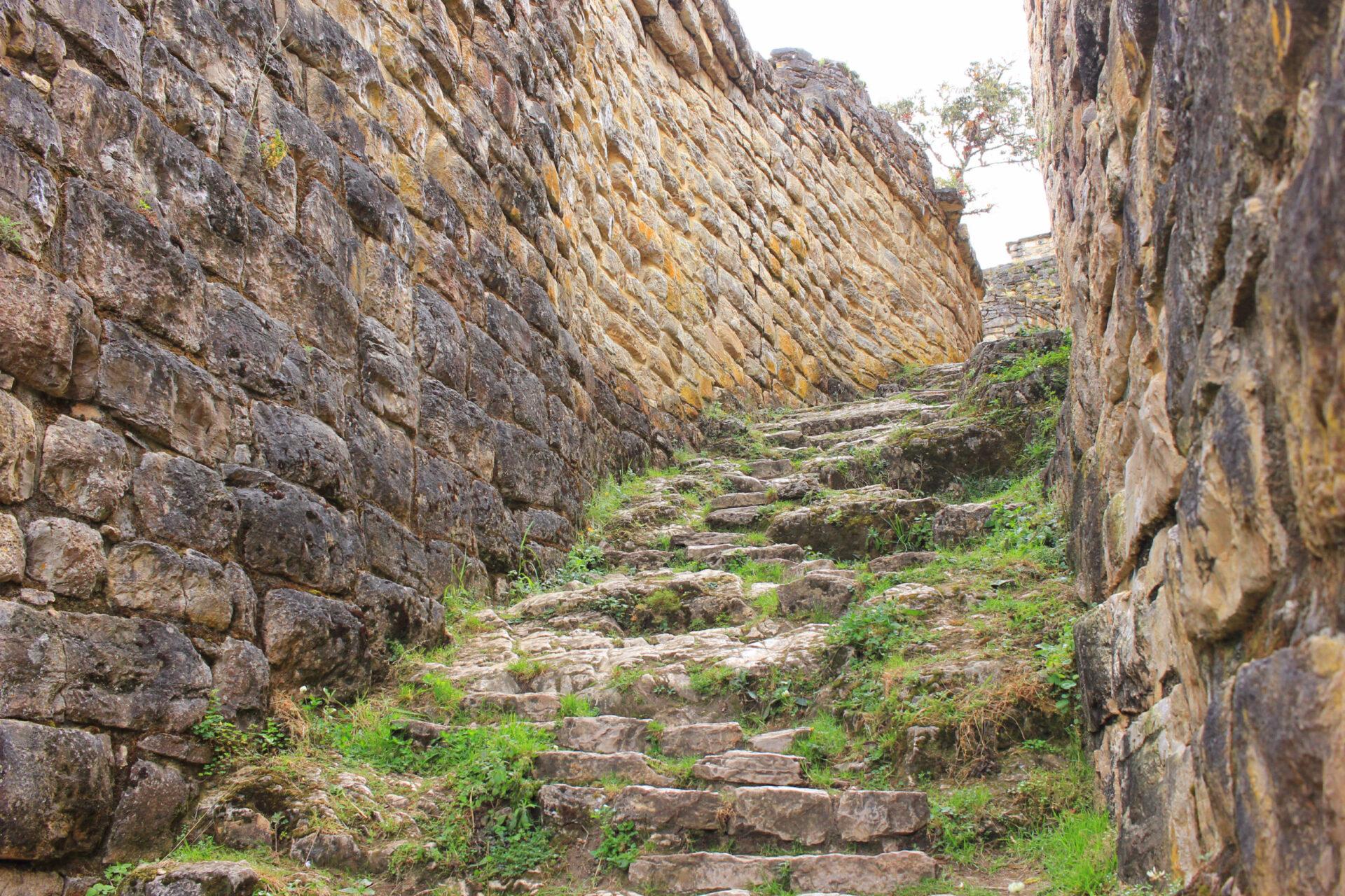 Древняя крепость Куэлап