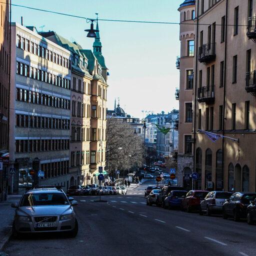 В Швецию на Rally Sweden 2013