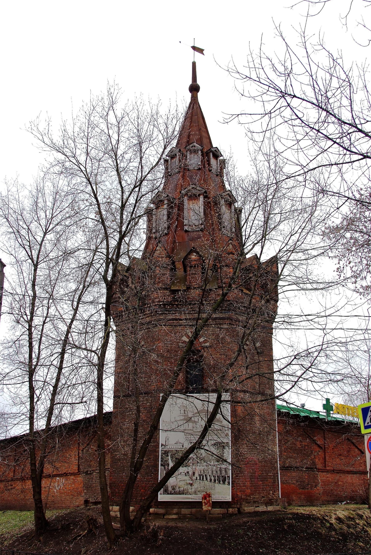 Краткая история староверов или Кремль окотором никто незнает.