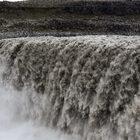 Водопады Деттифосс иСельфосс.