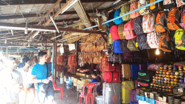 Камбоджа— ешь, молись, держи кошелек