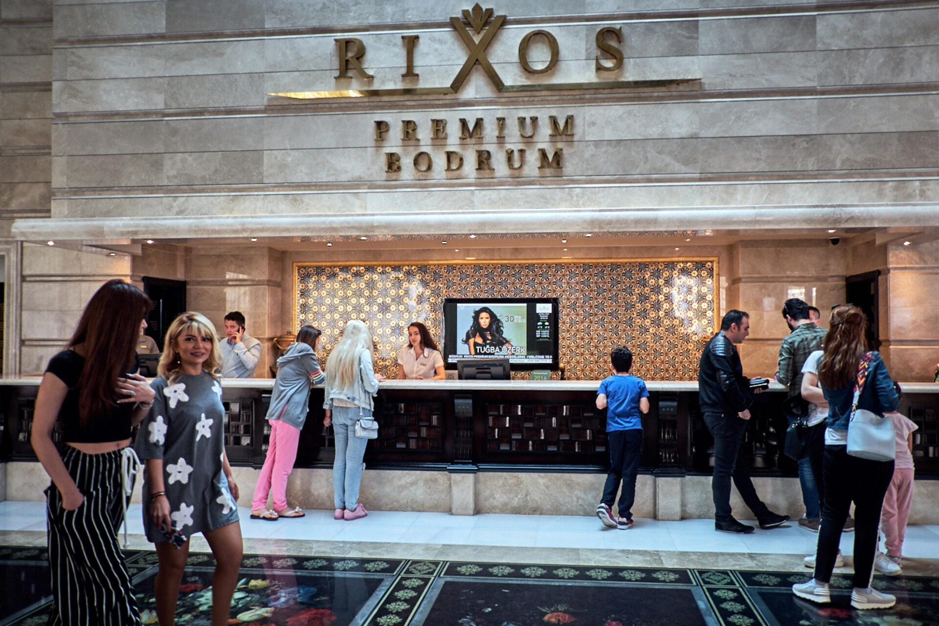 RIXOS— отдых для понимающих