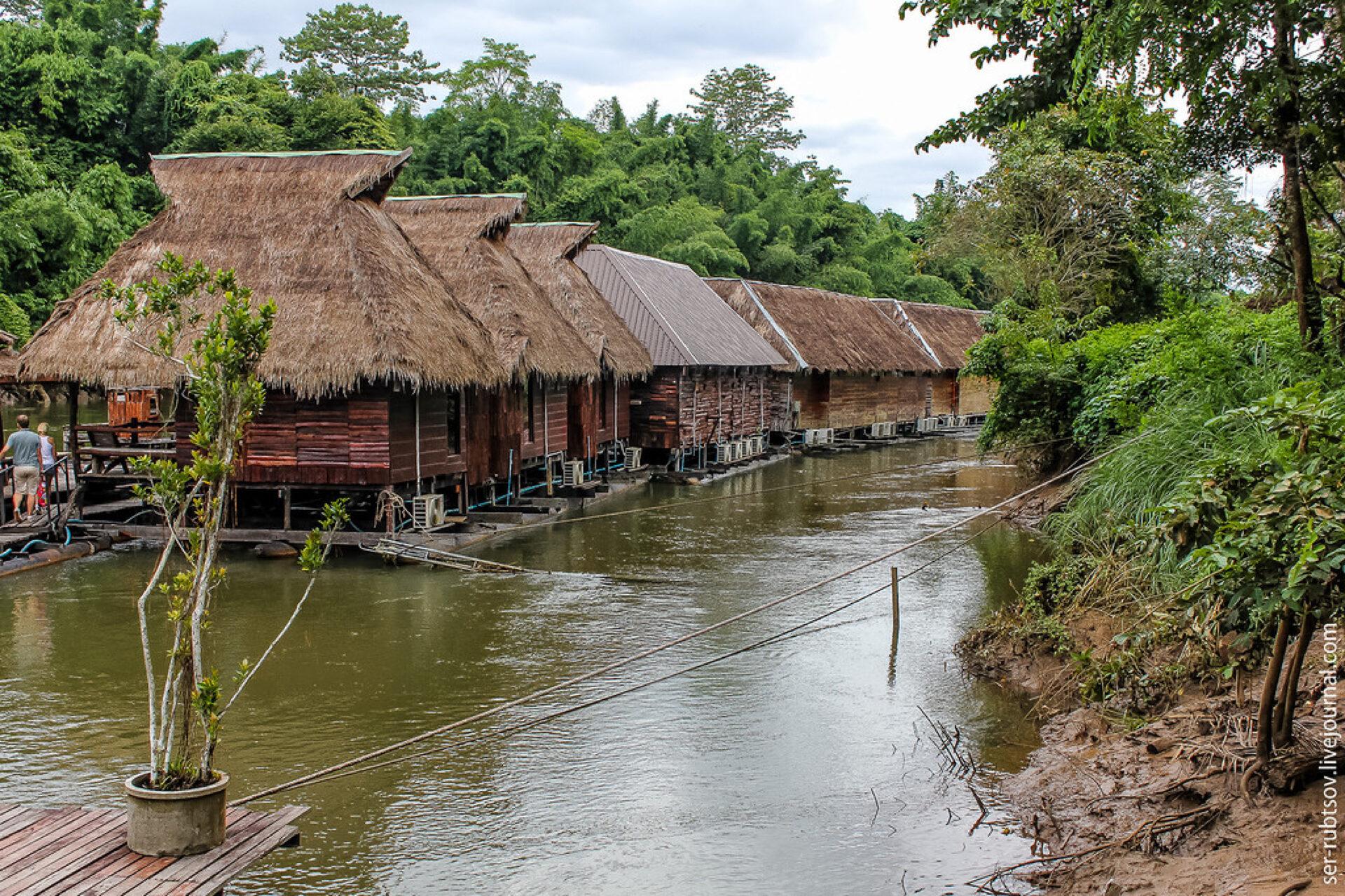 река квай таиланд фото