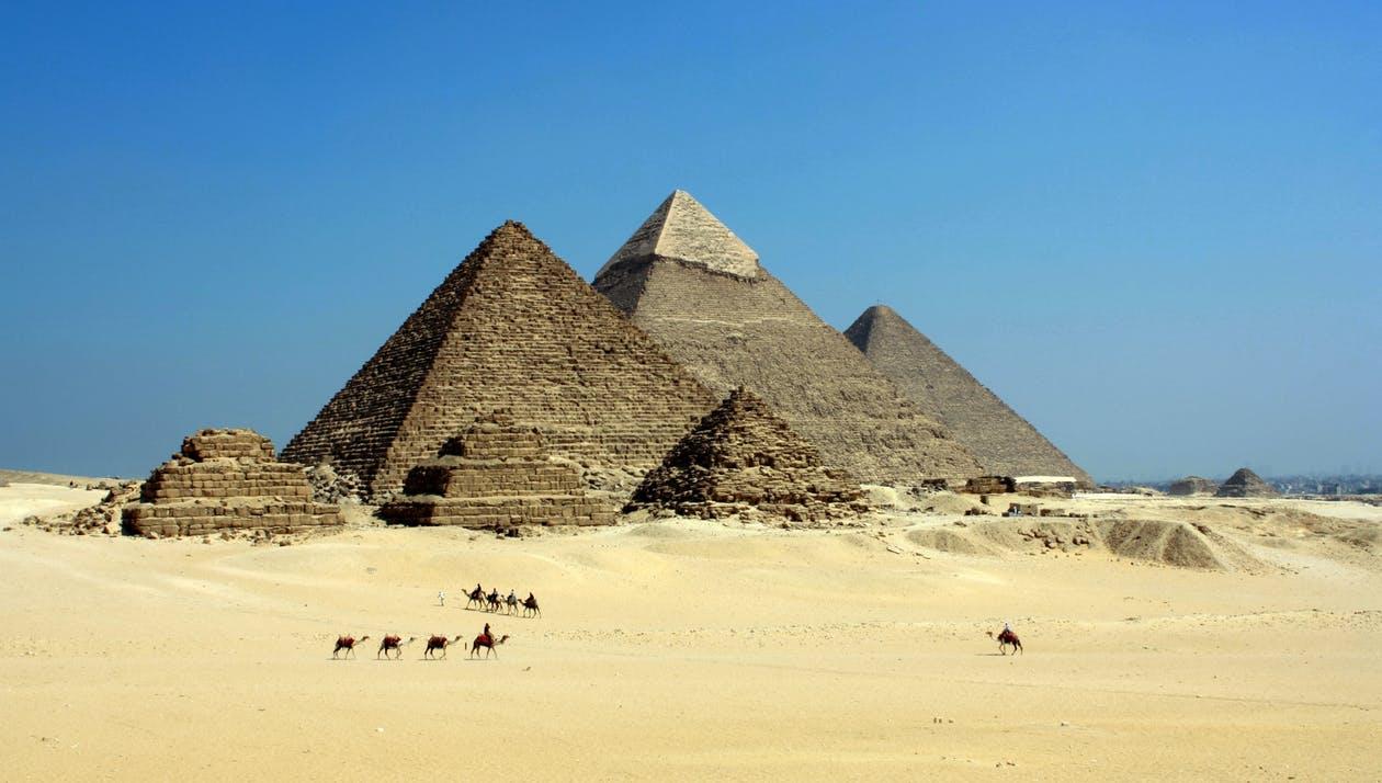 Египет - страна пустынь и  миражей!