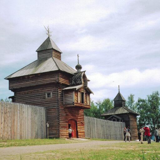 Этнографический музей Тальцы под Иркутском (ретро-репортаж)