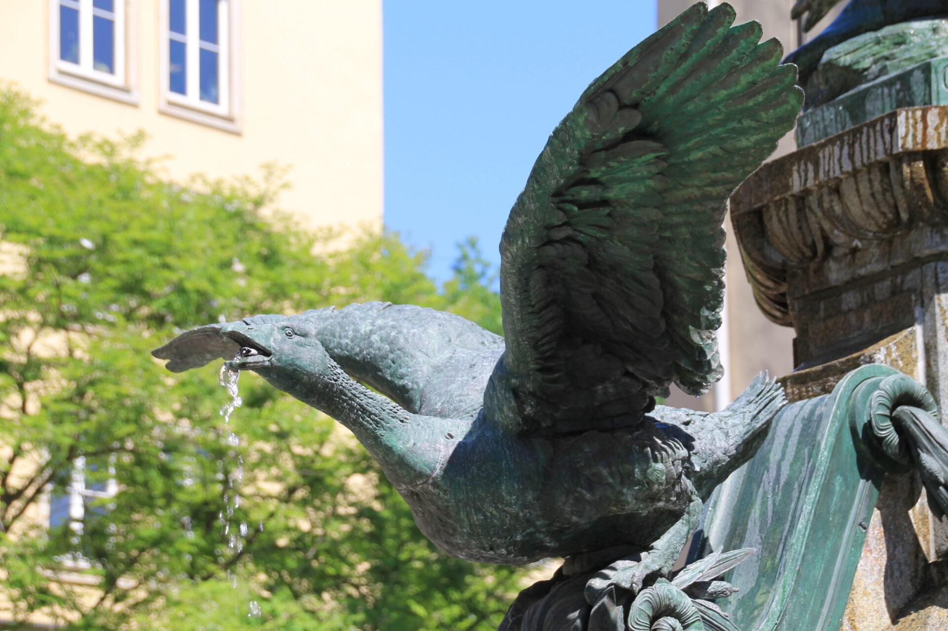 Дрезденские фонтаны-2