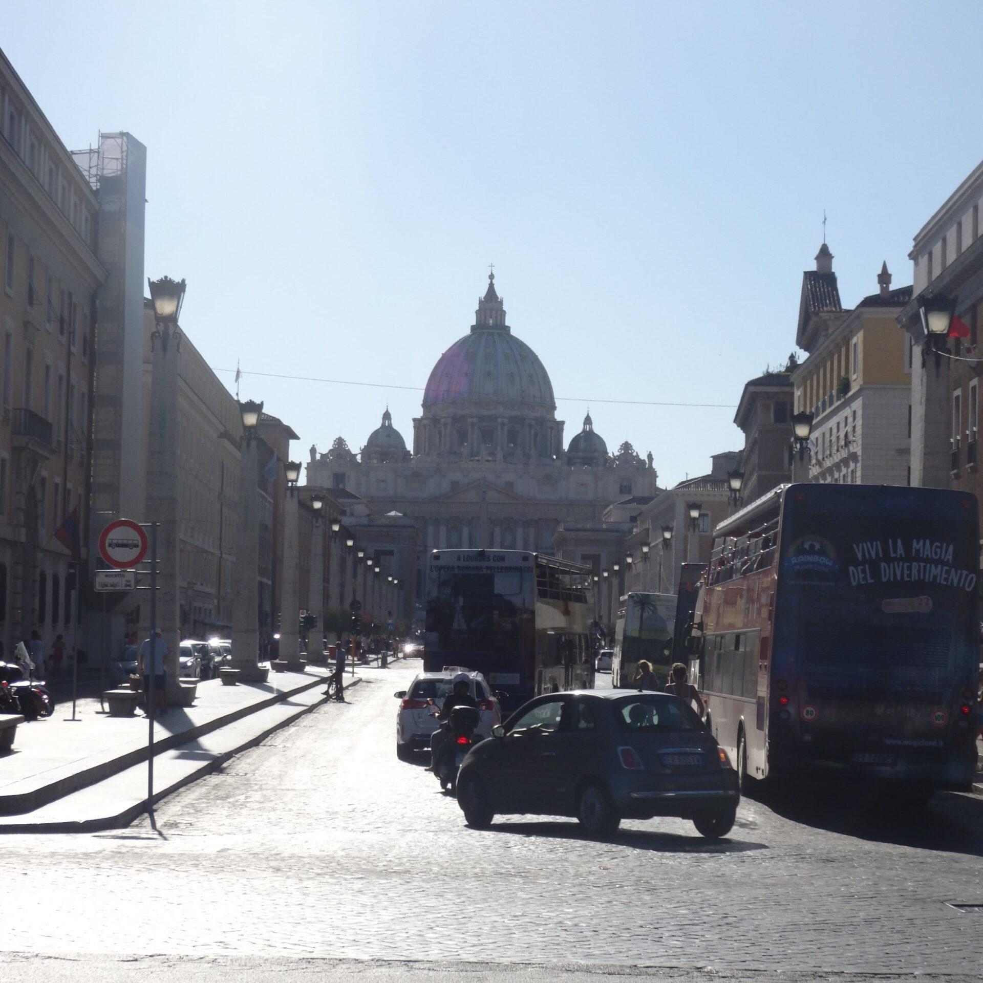Рим. Италия. Ватикан